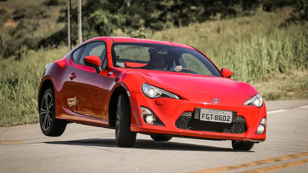 Toyota GT 86 BR