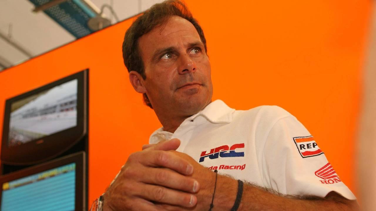 Alberto Puig, nuevo director de HRC