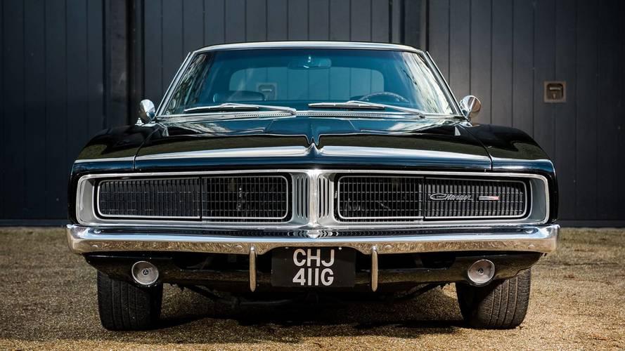 Dodge Charger Bullit 1969