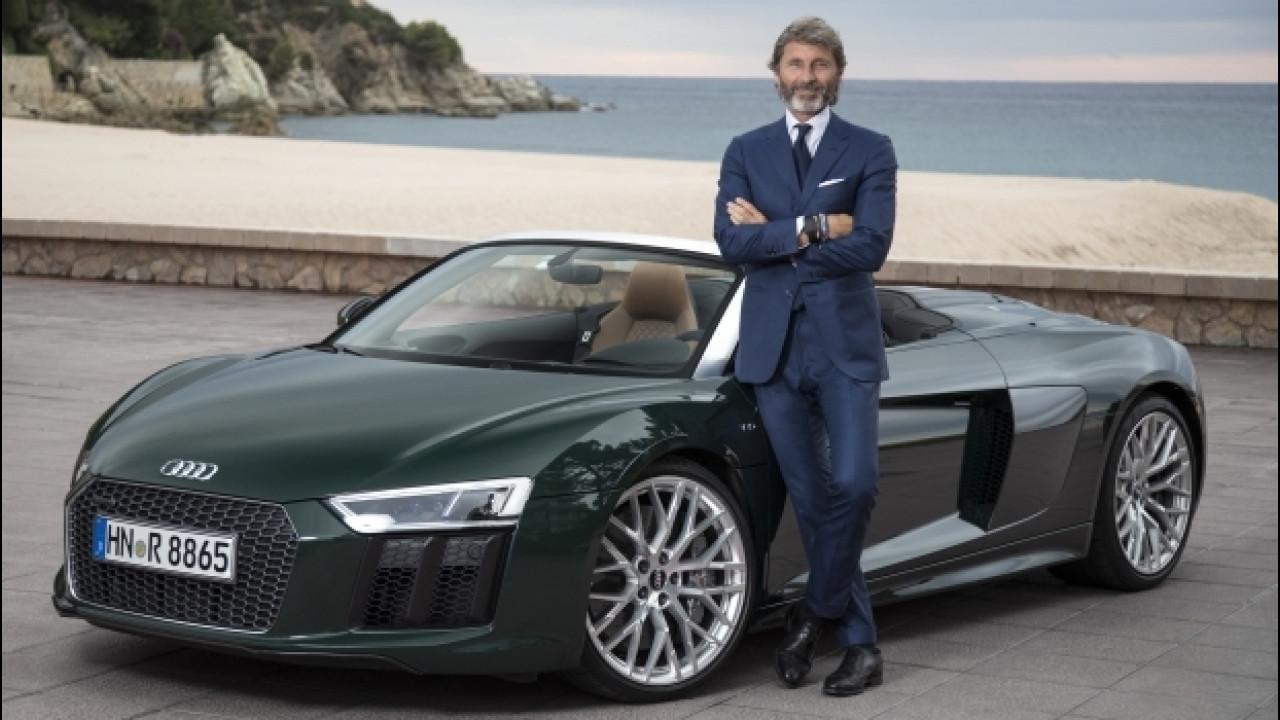 [Copertina] - Stephan Winkelmann, Audi Sport è un mondo di opportunità