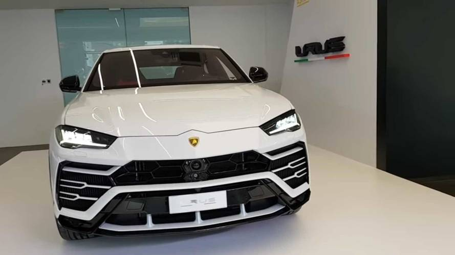 Lamborghini Urus Video Tour Goes Inside The Super SUV