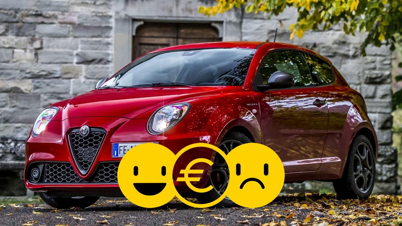 [Copertina] - Promozione Alfa Romeo MiTo, perché conviene e perché no