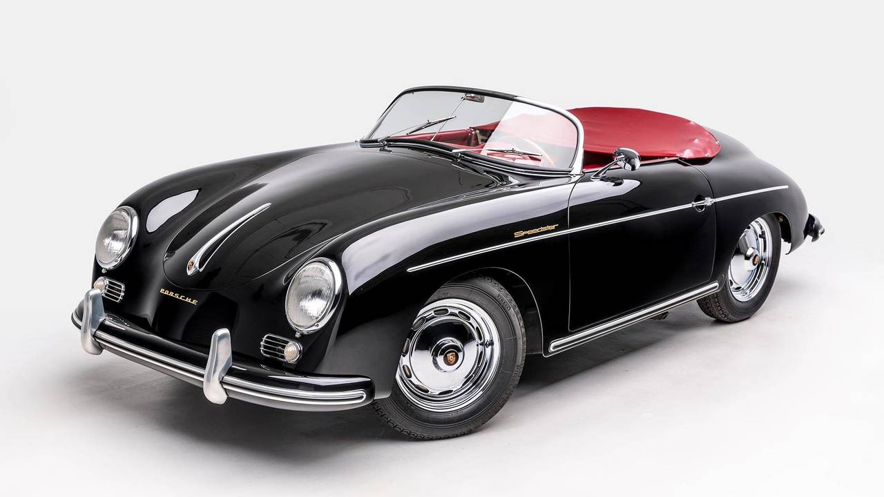 The Porsche 356 Speedster