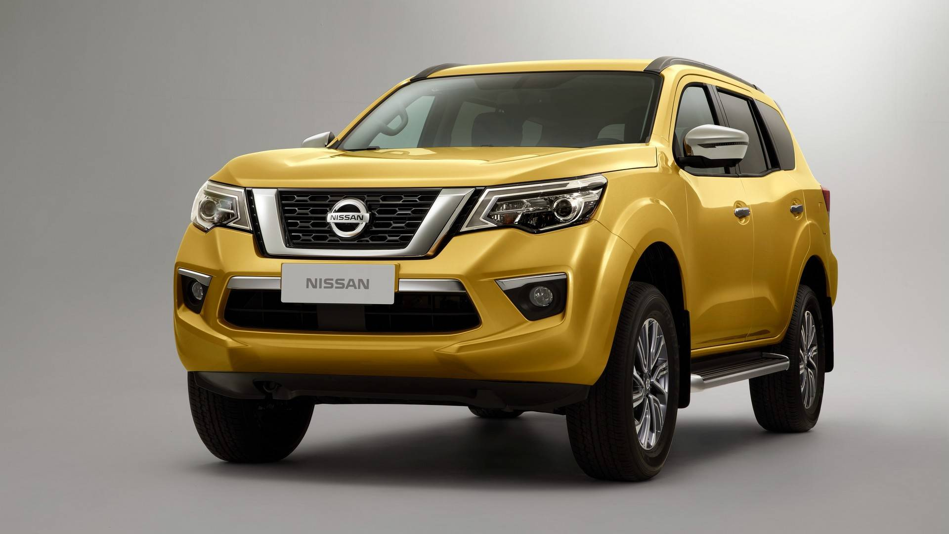 nissan terra: first official preview of the navara suv