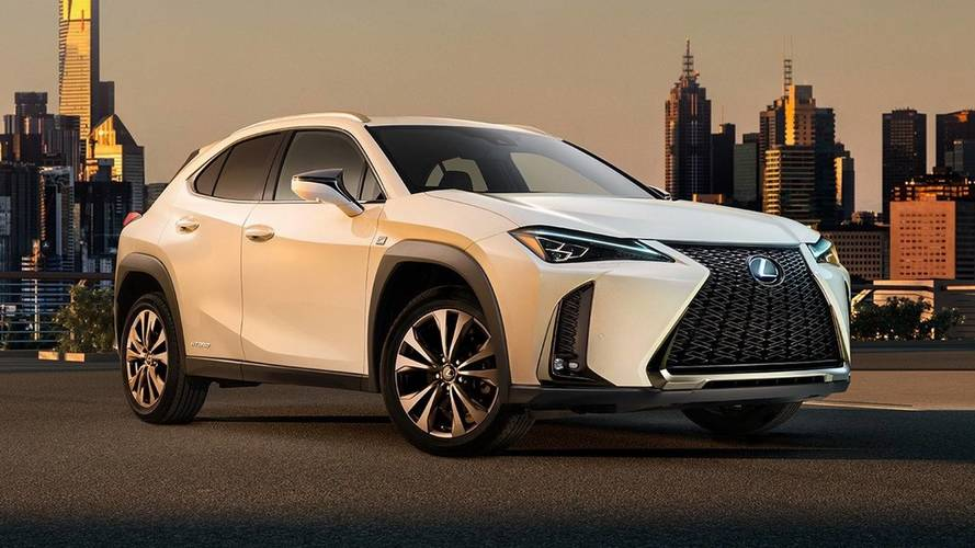 Lexus mostra o inédito SUV compacto UX, primo do Toyota C-HR