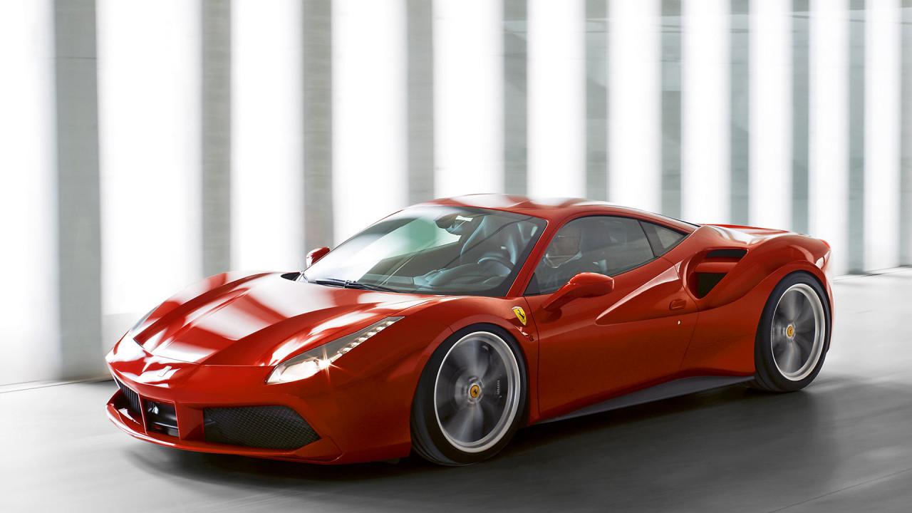 Ferrari 488 GTB: 2,20 Kilo pro PS