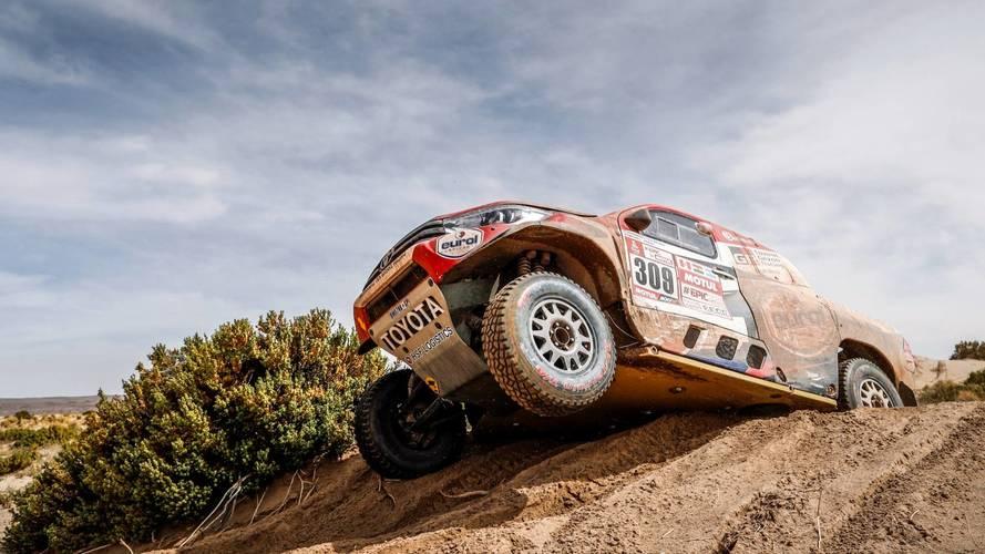 Dakar 2018 - Étape 11 : Première victoire pour Ten Brinke