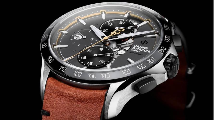 Relojes Indian Motorcycle y Baume & Mercier