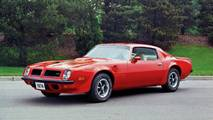 Pontiac Firebird Trans Am SD-455 de 1974