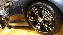 Volvo V60 al Salone di Ginevra 2018