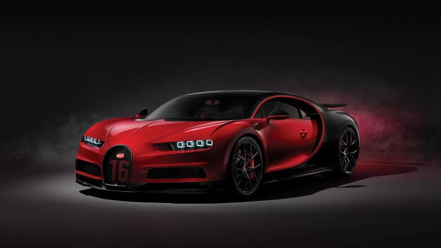 Bugatti CEO Claims Chiron Could Easily Do 280 MPH