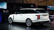 Land Rover Range Rover SV Coupe: Geneva 2018