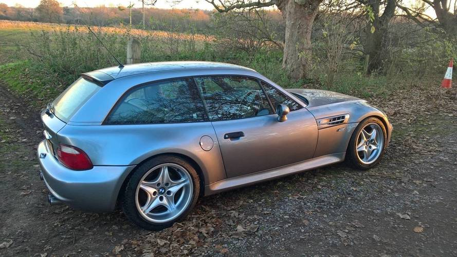 BMW M5-Powered Z3 M Coupe Looking For A New Owner