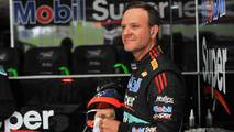 Rubens Barrichello e Nelsinho Piquet em Goiania