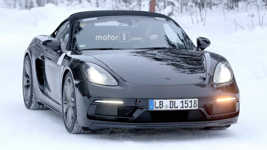Porsche 718 Boxster Spyder, debutto vicino per la nuova edizione