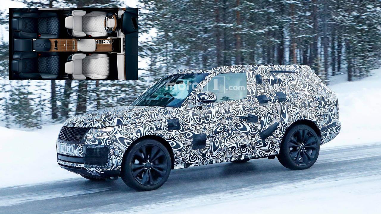 Land Rover Range Rover SV Coupé