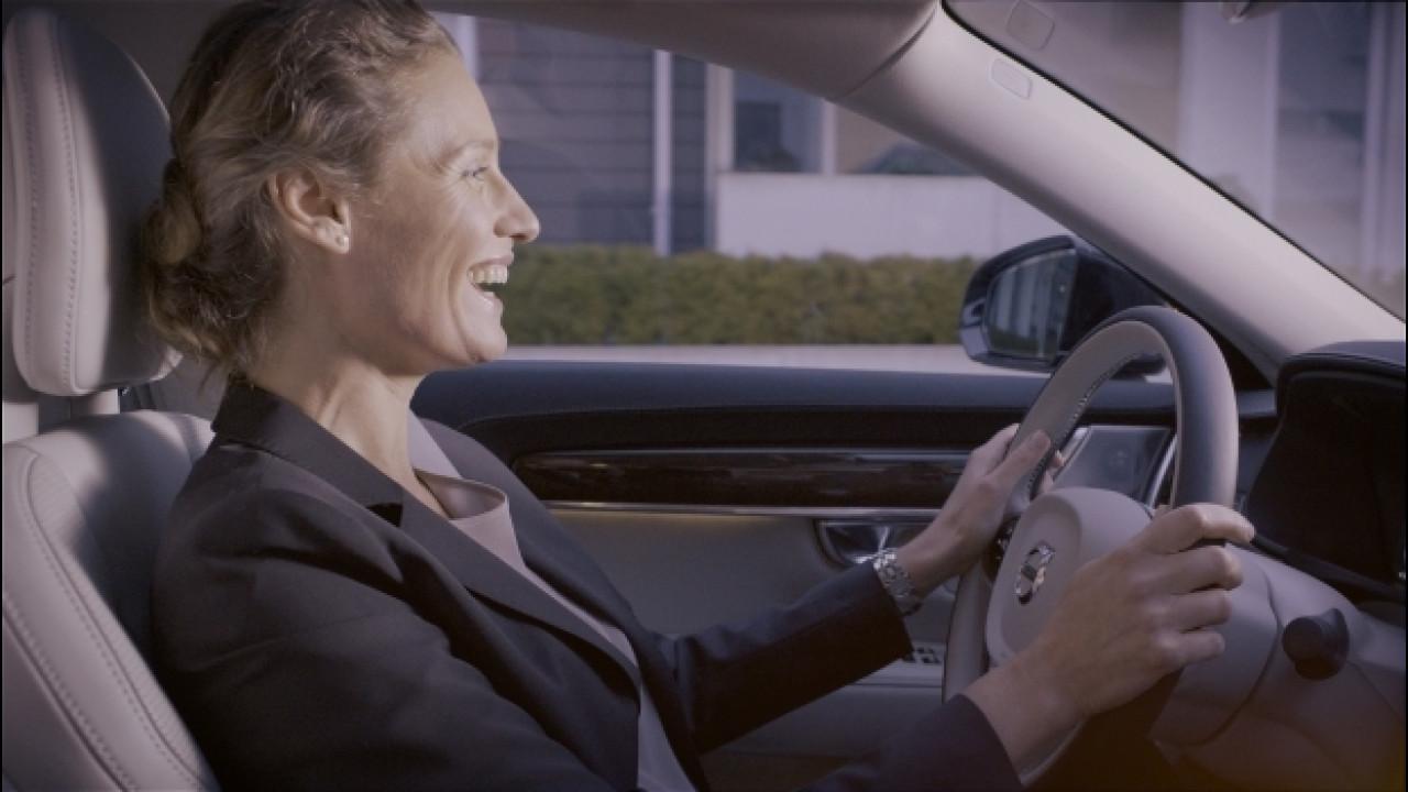 [Copertina] - Volvo, sulla Serie 90 arrivano Skype e Cortana