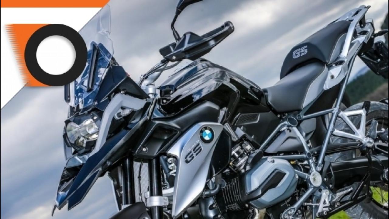 [Copertina] - Le 5 moto più vendute del 2016