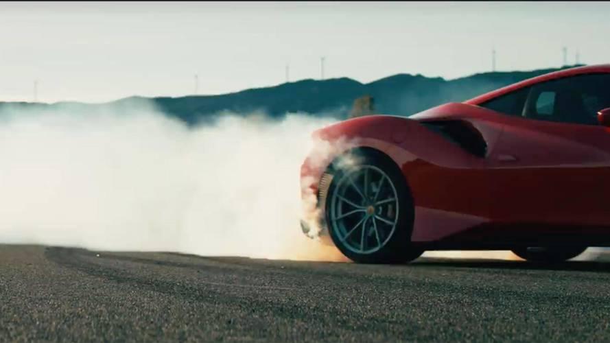 VIDÉO - Ferrari délivre le teaser de la 488 Pista