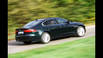 Drive in Italy | Val d'Orcia, Jaguar XF 025