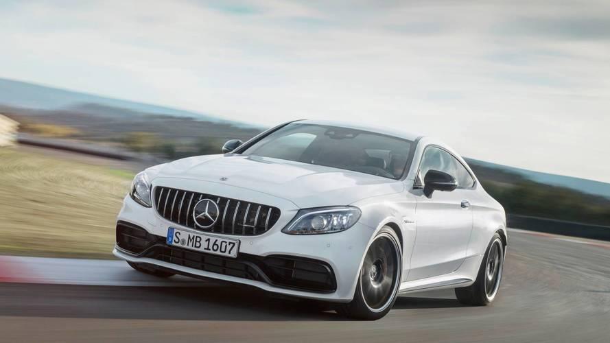 La future Mercedes-AMG C 63 devrait abandonner son V8 pour un quatre cylindres