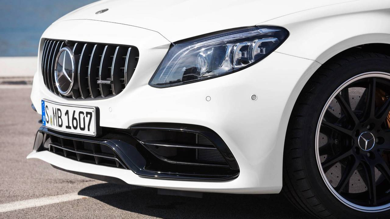 Mercedes-AMG C63 2019