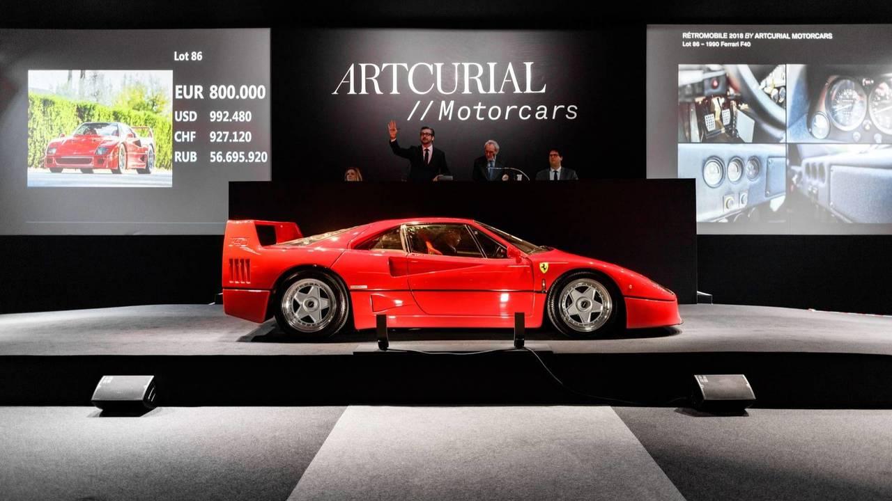 Ferrari F40 (1990)
