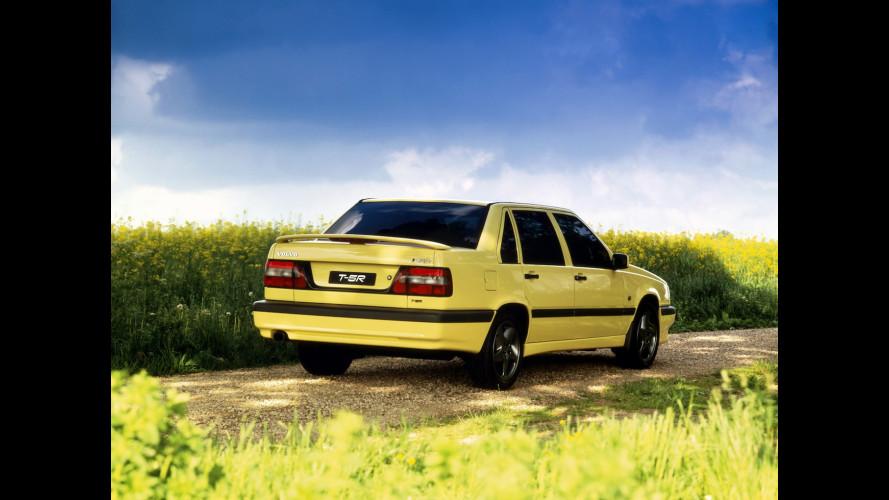 Volvo 850, quella della svolta