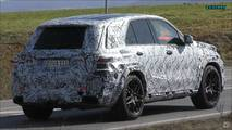 Mercedes-Benz GLE 63 spy photo