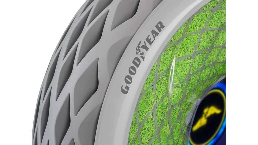Goodyear Oxygene Concept Tire