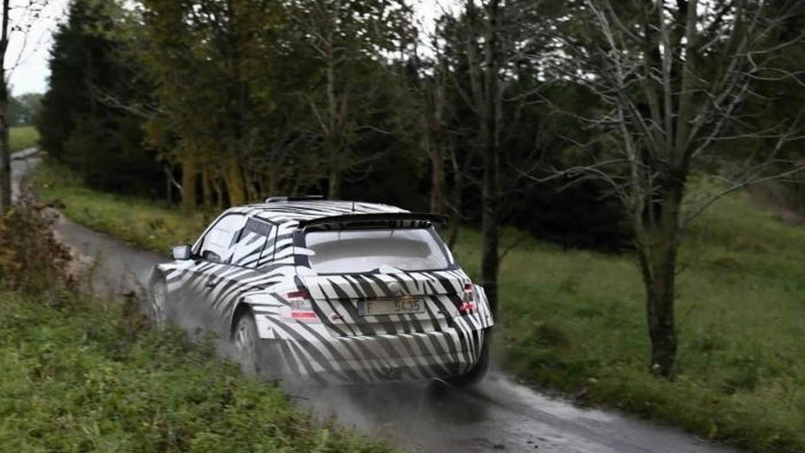 Skoda Fabia R5 teased ahead of November 29 reveal [video]