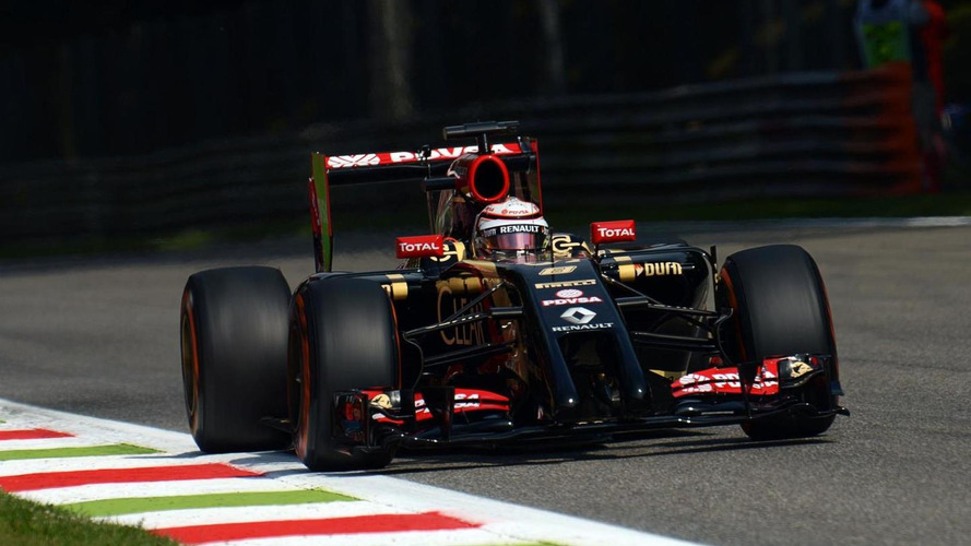 Lotus at Monza is 'worst car' - Grosjean