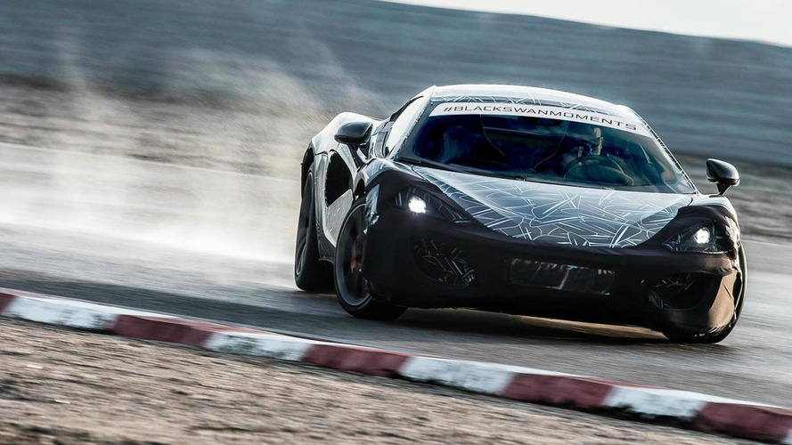 McLaren Sports Series returns in official teaser image