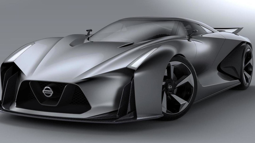 Nissan 2020 Concept Vision Gran Turismo heading to Goodwood as full-size model