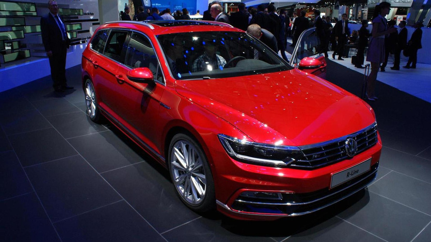 VW says CO2 irregularities concern only nine model variants