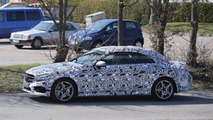 2016 Mercedes-Benz C-Class Cabriolet AMG Line spy photo