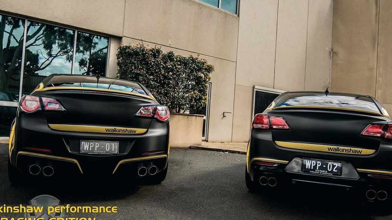 Walkinshaw Racing Limited Edition Supercharger Package | Motor1 com