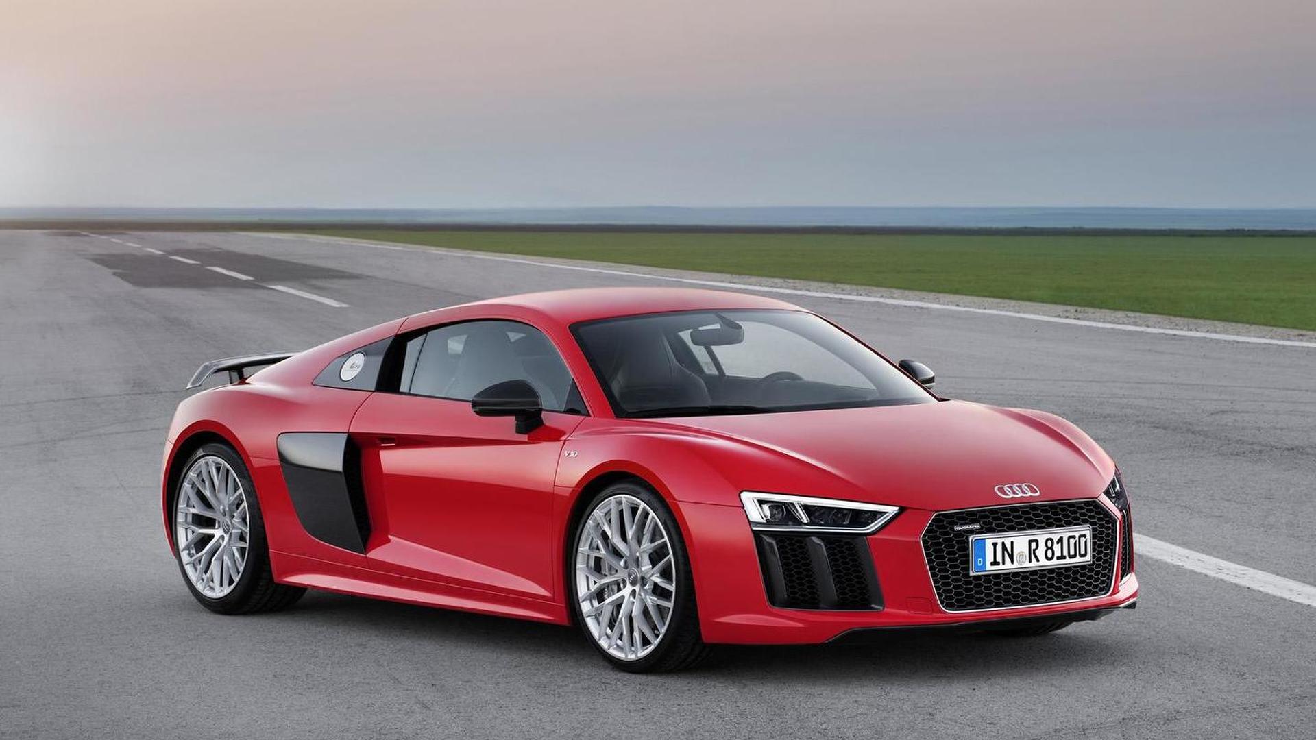 Audi R Pricing Starts At - Audi r8 cost