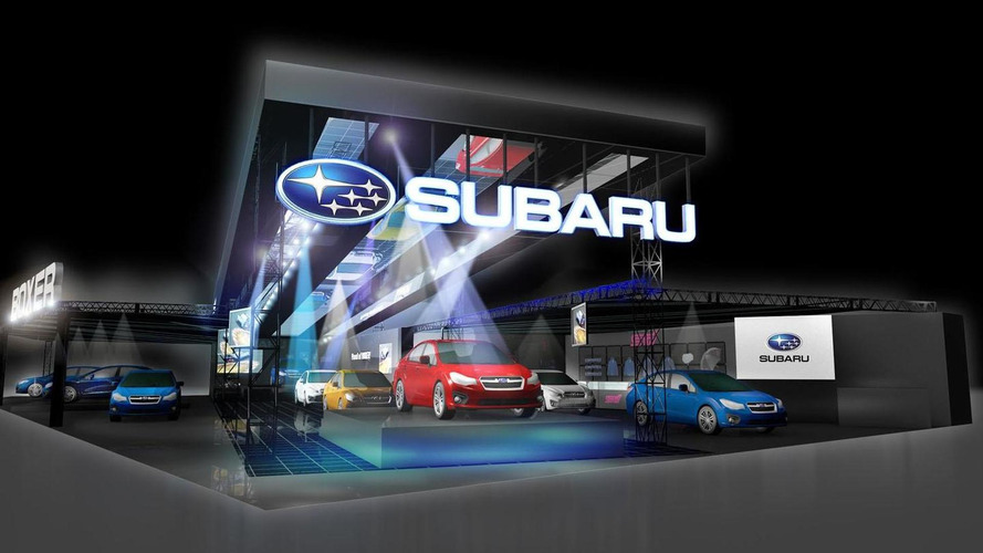 Subaru to introduce three concepts at the Tokyo Auto Salon