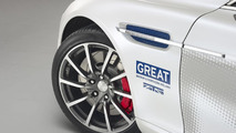 Aston Martin Rapide S for GREAT Britain international marketing campaign