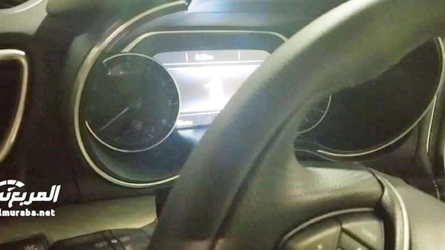 2016 Nissan Maxima interior spied [video]