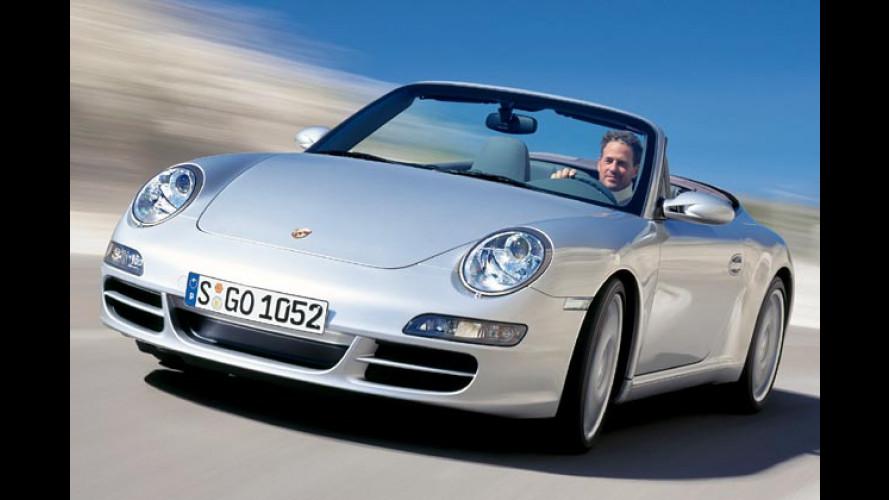 Neu im Elfer-Reigen: Das Porsche-Cabrio kommt im April