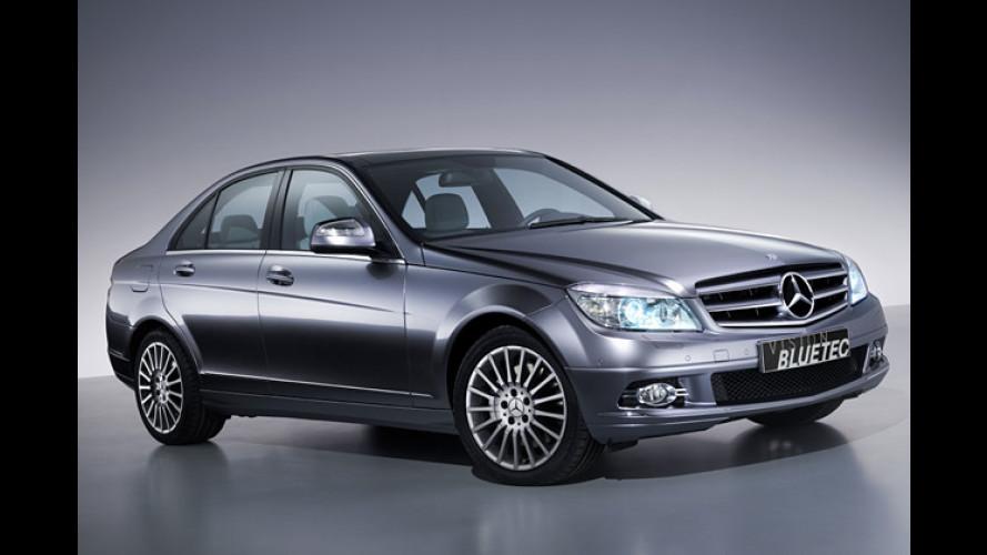 Heute schon Euro-6-konform: Mercedes Vision C 220 Bluetec