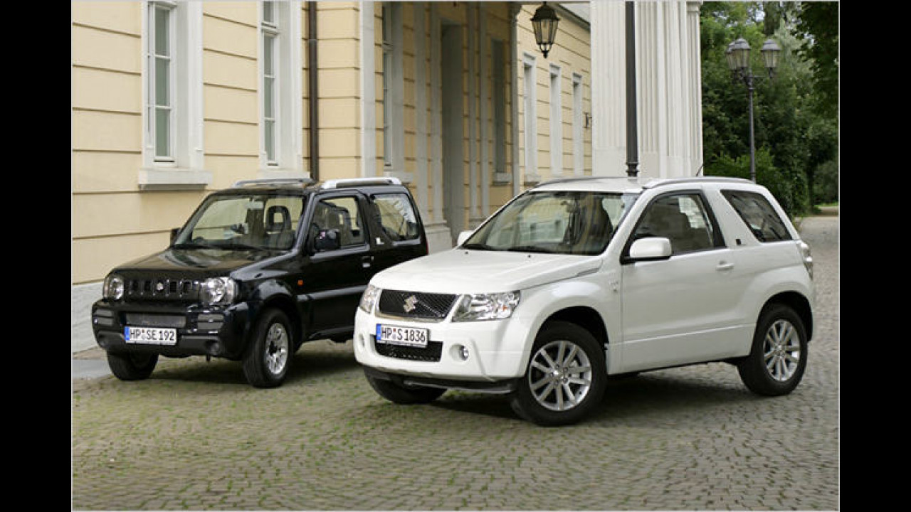 Geld sparen bei Suzuki