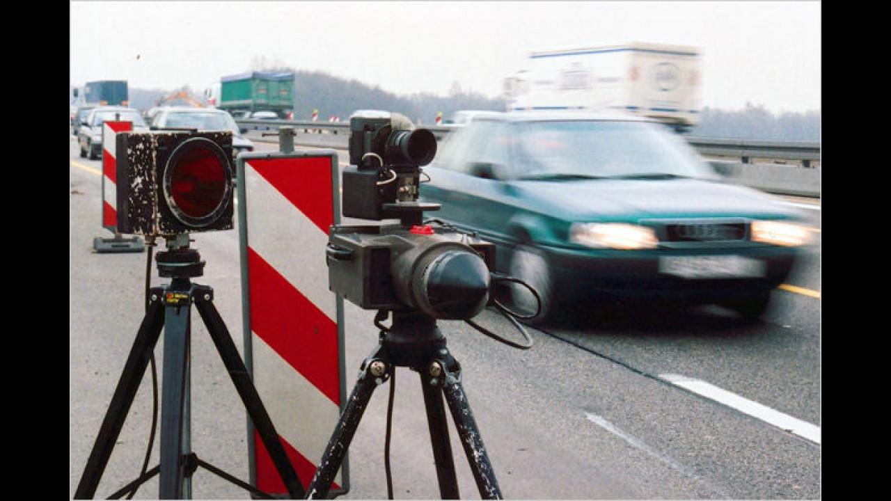 Europaweite Vollstreckung von Verkehrssünden