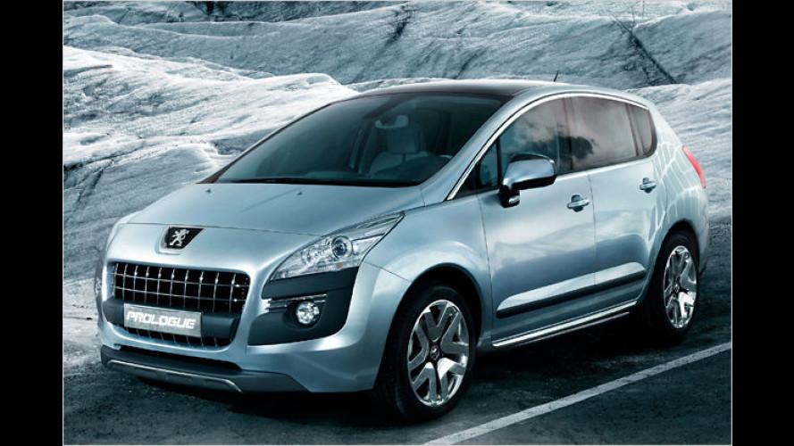 Peugeot, Citroën und Bosch: Gemeinsam zum Diesel-Hybrid