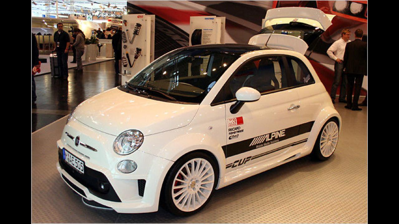 Eibach Fiat 500