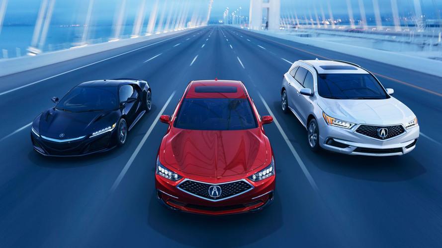Acura, yeni nesil SH-AWD teknolojisini Chicago'da tanıtacak
