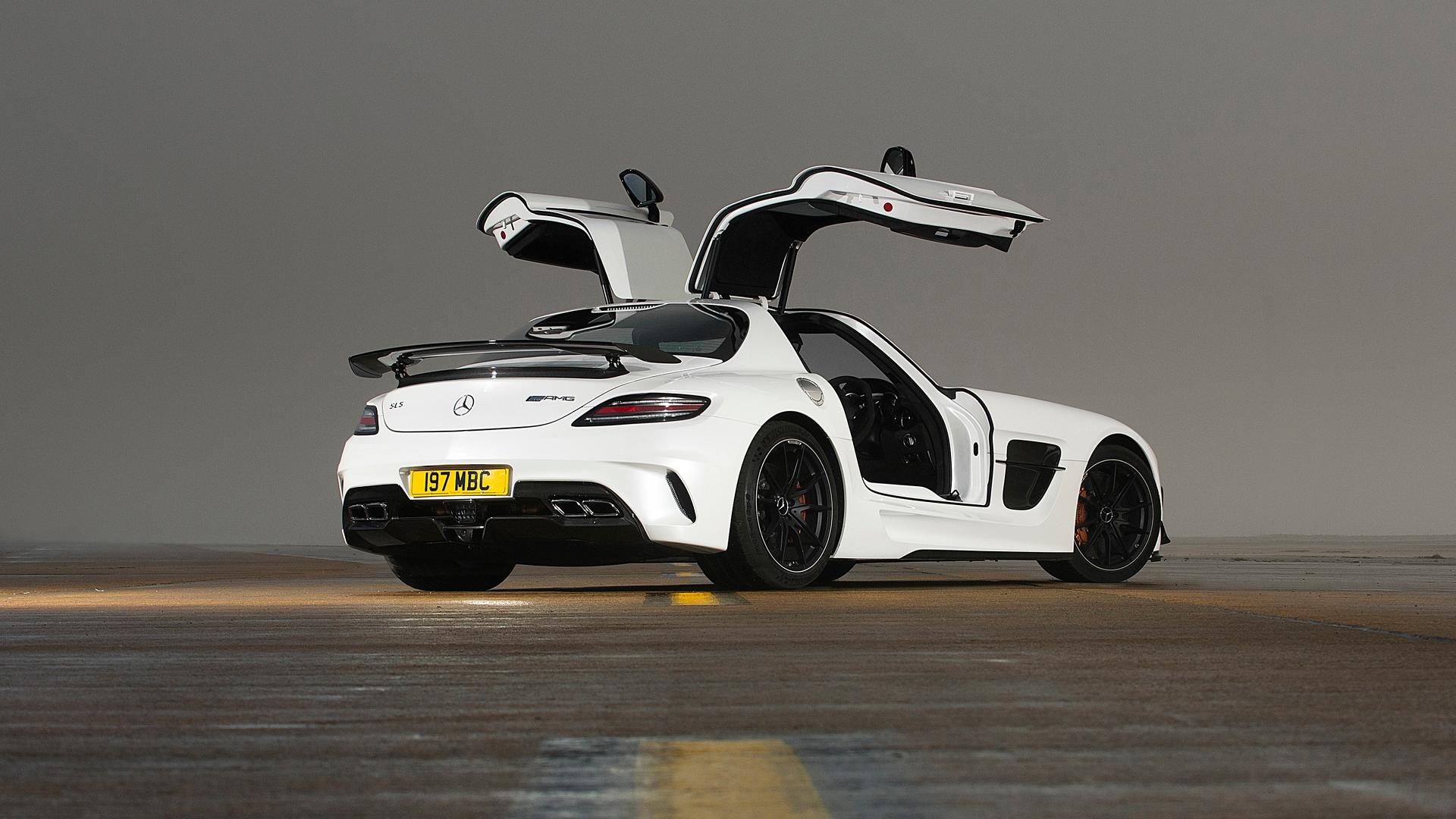 Sls Black Series >> Mercedes Amg Sls Black Series Motor1 Com Photos