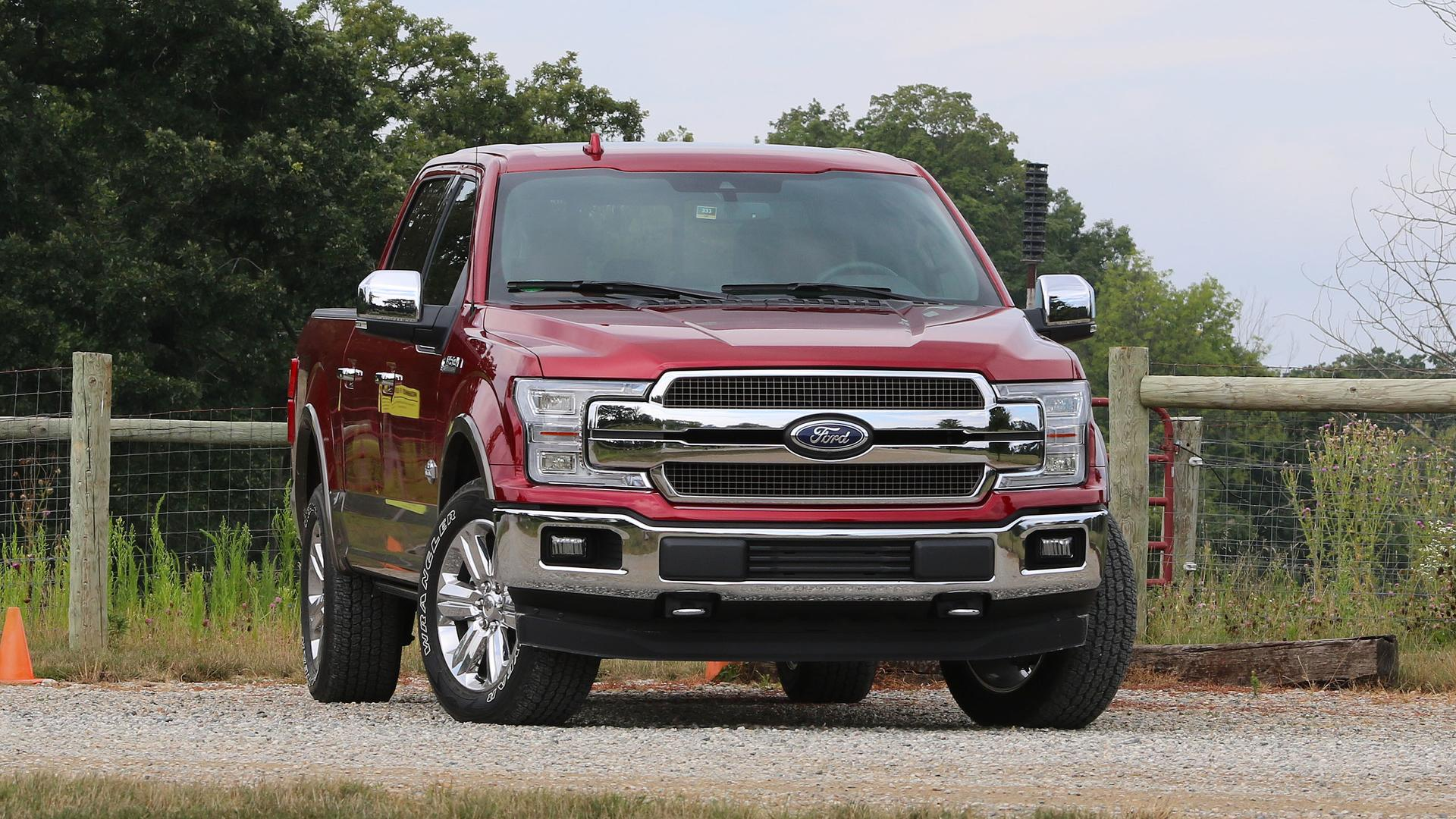 Ford To Resume F 150 Production After Fire At Supplier Update Series